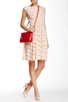 picked this cute dress up from the last kate spade sale!