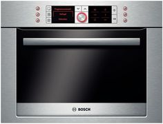 Enjoy legendary service when you buy the Bosch Combination Steam Oven from Appliances Online! Free metro delivery available.