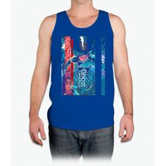 Ghost In The Shell - Mens Tank Top