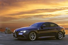 With style, power, and sophistication, the Giulia Quadrifoglio embodies the soul of Alfa Romeo.