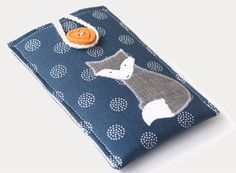 Handmade and gorgeous with a lovely little fox to boot!