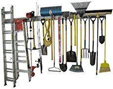 Looking for some ideas on how to organize garden tools? Check out this list of easy and inexpensive storage solutions that don't take very long to do.
