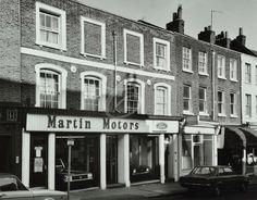 32 - 34 Highgate High Street. 1978