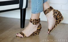 3 Styles of Leopard Shoes!
