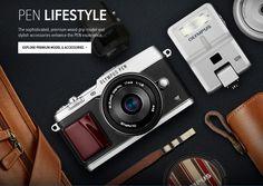 Olympus E-P5 Kit with M. Zuiko 17mm f/1.8 + EVF4