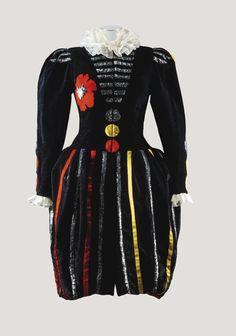 costume de clown en velours de lurex | clothes | sotheby's pf1570lot8497nen