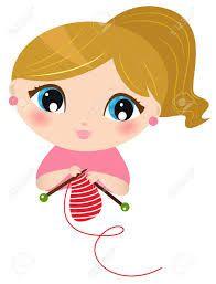 Resultado de imagen de illustration crochet tricot