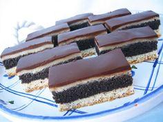 Moha Konyha: Mákos marcipános sütemény