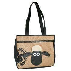 Un superbe sac cabas original Shaun le mouton, d'excellente qualité - 70% lin 30% faux cuir - Un beau sac shopping femme Shaun the Sheep original  http://www.lamaisontendance.fr/catalogue/sac-cabas-original-shaun-le-mouton/  #sac #sacfemme #shaunlemouton #shaunthesheep #mode #cabas #sacshopping