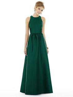 Alfred Sung Style D707 http://www.dessy.com/dresses/bridesmaid/d707/#.VdR24xNViko