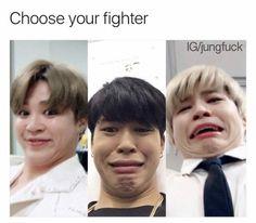 I'll choose three of them