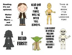 O Reads Books: Geek Thrill Bookmarks Daily 5 Reading, Reading Day, Teaching Reading, Learning, Library Themes, Library Activities, Library Ideas, Class Displays, Library Displays