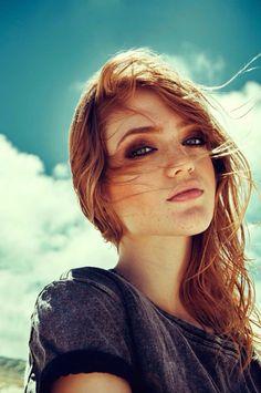 Stefani Brietzig #sexy #hair #hairstyle