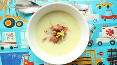 blomkålsuppe Cheeseburger Chowder, Soup, Ethnic Recipes, Soups