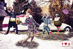 Circus Circus | Lupi Spuma #photography | BLUTSGESCHWISTER FW11/12