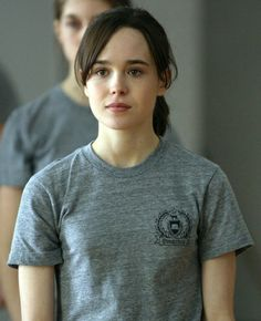 Mina, in gym. Like when they played flag football and she kicked butt! Personally, I think Ellen Page would be one of the best actresses for Mina.. besides Chloe Grace Moretz