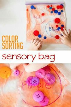 sensory bag