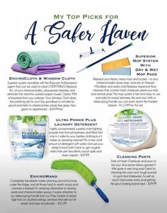 With a variety of Norwex Microfiber cloths for personal care and cleaning as well as Cleaning Paste, Liquid Laundry Detergent and more, you'll be well on your way to making your home a safer hav