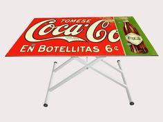 A linha de móveis vintage da Coca-Cola - Comunicadores.info