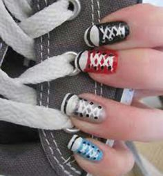 Love that nail art