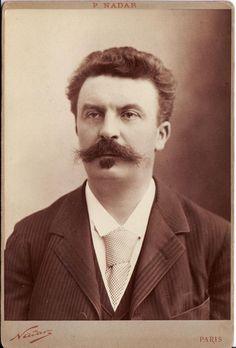 Guy de Maupassant (Henri René Albert Guy de Maupassant), French Short Story writer. Bel Ami, The Horla
