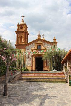 Peña de Bernal Queretaro Mexico