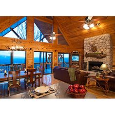 Escape to Blue Ridge Cabin.  White water rafting & hiking!
