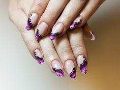маникюр китайская роспись ногтей - Поиск в Google