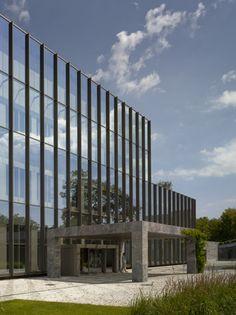 British Embassy Warsaw / Tony Fretton Architects