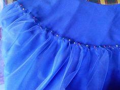 wrinspiration tiulowa spódnica, http://wrinspiration.blogspot.com/ #tutu