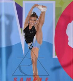 Teilor Grubbs~Cheer 808 All-Stars~Beauty~Talented Girl