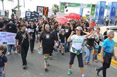 Ciudadanos marchan en defensa y respeto a vida de los animales