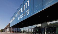 Messezentrum Salzburg - Salzburgarena   Messen & Events