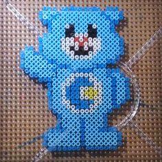 Care Bear hama beads by sumaluna