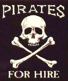 arrrrrgh, I twere meanin' sailor men... hirin' men o' the sea... tis the steps an'  string fer pirate scum....