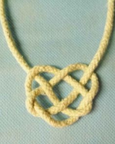 Activities: How to Make a Celtic Knot