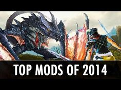 Into Skyrim but never played the game with mods? Now is a good of a time as any! Here's Brodual's list of some of the best mods of 2014!