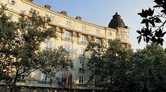 El salón Real del Ritz de Madrid acogerá la gala de los VIII Premios de Arquitectura e Interiorismo