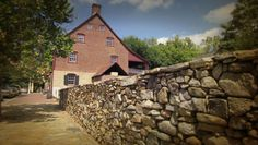 Experience authentic early-American history at Old Salem. #VacationBIG