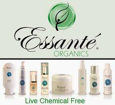 http://www.essanteorganics.com/natureliving Essante Organics, The Essence of Total Health: Essante Organics