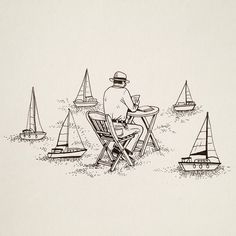 A Doodle A Day by Geffen Refaeli   iGNANT.de