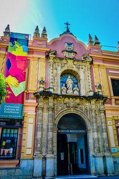Sevilla Museo de Bellas Artes - Seville Spain