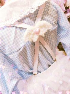 milklimチェリーギンガム!☆の画像 | 大須 ☆ SKUNK ☆ {moco moco winged suspenders!!!}