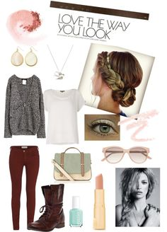 """Baby close your eyes, don't open till the morning light..."" by olivia-hop ❤ liked on Polyvore"