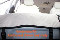 Car Bucket Seat Cover for Pets
