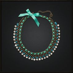 The Ultimate Shine Necklace! | #Crowdsurfer | Hollisterco.com - my Valentine from Matt!