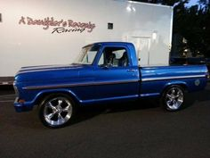 1970 Ford F100  http://www.cacars.com/SUV//Ford/F100/1970_Ford_F100_for_sale_1007731.html