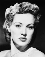 Vintage 40's hairstyle. I love this one as well!