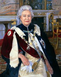 Queen Elizabeth II & Her Diamond Jubilee | Victoria Raj