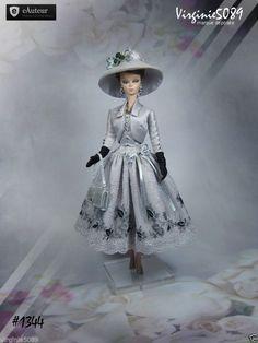 Tenue Outfit Accessoires Pour Fashion Royalty Barbie Silkstone Vintage 1344   eBay